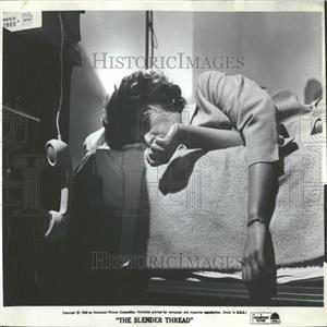 1965 Press Photo Anne Bancroft Film Movie Actress