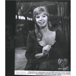 1968 Press Photo Oliver Musical Film Actress Wallis