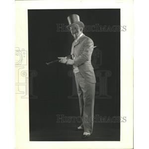 1935 Press Photo Paul Porter Orlando Magic American