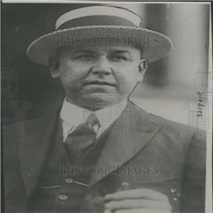 1929 Photo Mexican Insurrector Adolpho De La Huerta