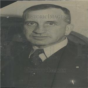 1934 Press Photo Thomas Allen Grand Junction Inspector