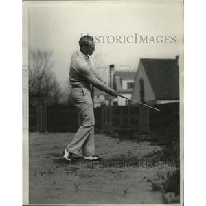 1922 Press Photo Bob Shoue - nef54652