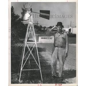 1966 Press Photo arpon Springs Fred Vivian Young burg
