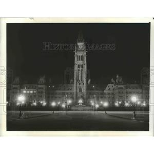 1942 Press Photo House of Commons Building, Ottawa, Ontario - ftx01938