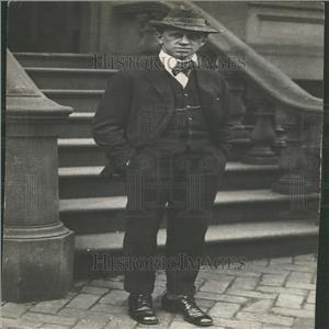 1918 Press Photo George Creel Journalist Politician