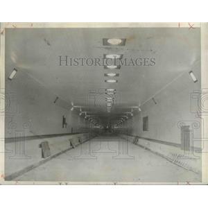 1941 Press Photo Bankhead Tunnel in Mobile, Alabama - abnz00637