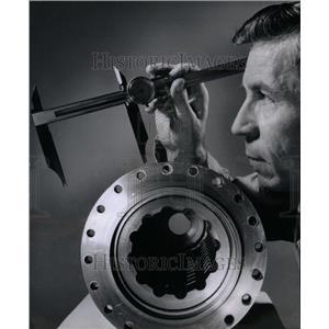 1967 Press Photo Borg-Warner Marvel Schebler Nuclear