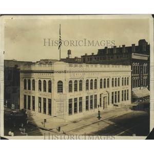 1935 Press Photo Jemison and Company Building in Birmingham, Alabama - abnz00705