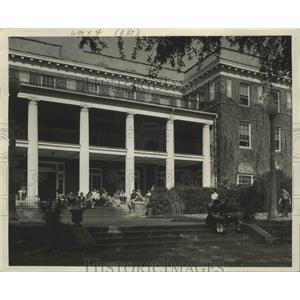 1953 Press Photo Livingston State Teachers College in Livingston, Alabama