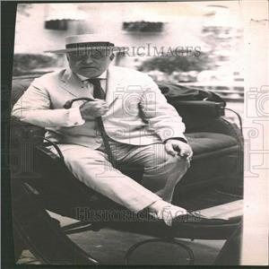 1917 Press Photo Interior Secretary
