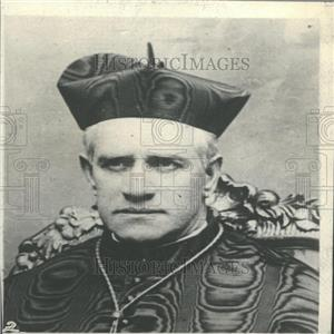 1915 Press Photo Cardinal Patrick Hayes New York