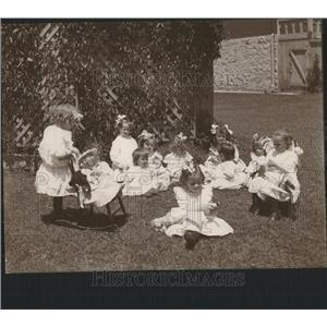 1913 Press Photo Hense Lord Shepherd School