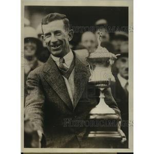 1929 Press Photo Sloan Morpeth wins Victoria Australia Amateur golf - sbs05022