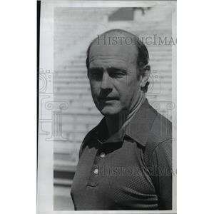 1977 Press Photo Bob Lord, Offensive Backfield Coach For Green Bay Packers