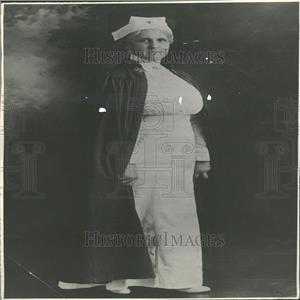 1935 Press Photo Miss Jane A. Delano World War Director
