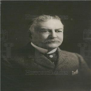 1908 Press Photo La Lanne President