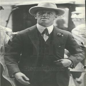 1917 Press Photo George Creel Chairman Censorship