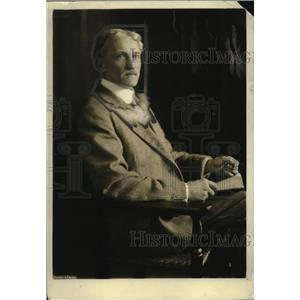 1925 Press Photo Dr. Walter Hough - neo21785
