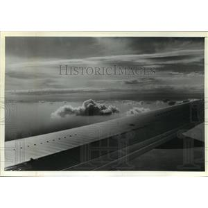 1983 Press Photo Clouds, Dreams of flying may indicate you're feeling powerful