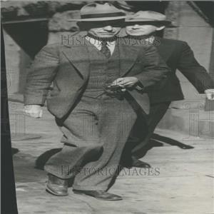 1935 Press Photo Ray Humphrey investigator DC