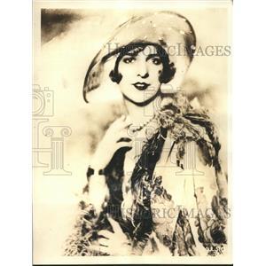 1935 Press Photo Barbara Schneider, stagename Bee Jone, divorces Louis Schneider