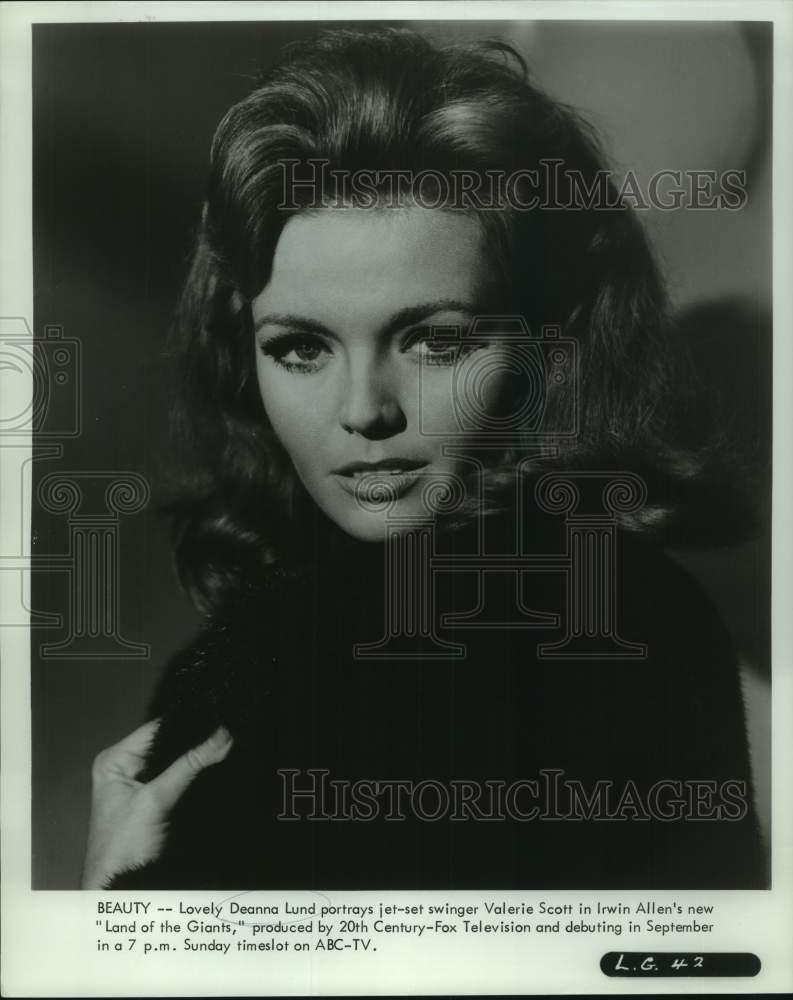 LAND OF THE GIANTS 8X10 photo 01 GARY CONWAY//DON MATHESON//MARSHALL//DEANNA LUND